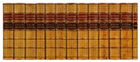 Lot 10-Gurwood (Lieut. Colonel). Dispatches of Field Marshal the Duke of Wellington, 13 volumes, 1837-39