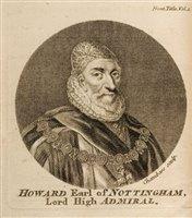 Lot 31-[Barrow, John]. The Naval History of Great Britain, 4 volumes, 1st edition, 1758