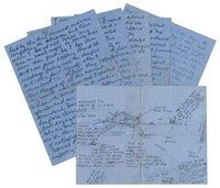 Lot 49-Eyewitness account of a Blenheim Bomber crash, 1940