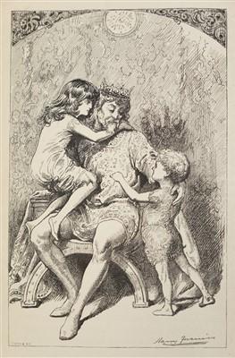 Lot 496-Dodgson (Charles Lutwidge, 'Lewis Carroll'). Sylvie and Bruno, 6 volumes, 1889-93