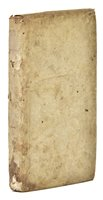 Lot 412-Honeywood (Lydia). The Cook's Pocket Companion, 1758