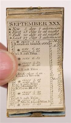 Lot 347 - Almanack. London Almanack, 1812