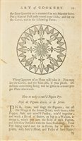 Lot 475 - Thacker (John). The Art of Cookery, 1st edition, Newcastle Upon Tyne, 1758