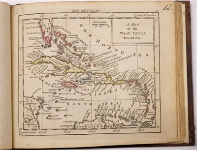 Lot 12-Dury (Andrew). A New General and Universal Atlas