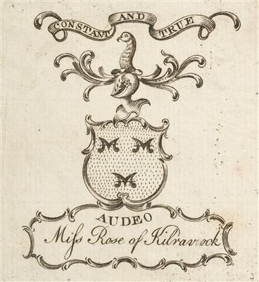 Lot 227 - 'Hoamchi-vam' (pseudonym). The Bonze, or Chinese Anchorite, 1st edition, 1759