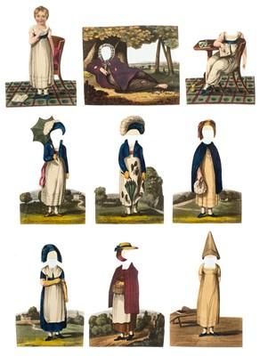 Lot 346 - Fuller (S. and J., publisher). Ellen, or The Naughty Girl Reclaimed, 1811