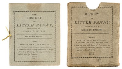 Lot 345 - Fuller (S. and J., publisher). The History of Little Fanny, 1810