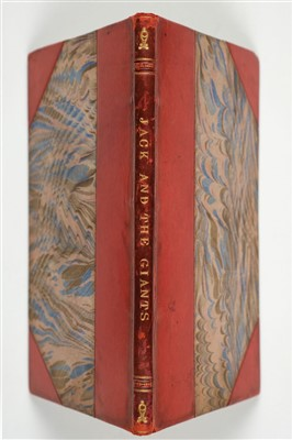 Lot 232 - Chapbook. The History of Jack and the Giants, between circa 1754 and 1770