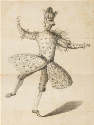 Lot 239 - Gallini (Giovanni-Andrea). A Treatise on the Art of Dancing, 1762