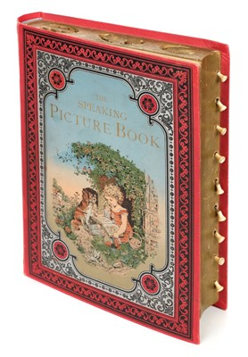 Lot 523-The Speaking Picture Book. A New Picture Book with Characteristical Voices, circa 1880