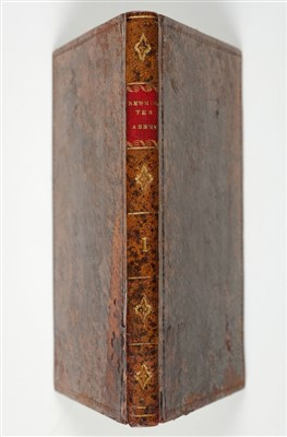 Lot 340-Novel. Newminster Abbey, or the Daughter of O'More, 1st edition, 1808