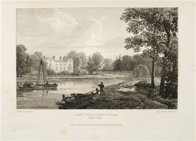 Lot 362 - Cooke (W. B. & George). Views on the Thames, 1822
