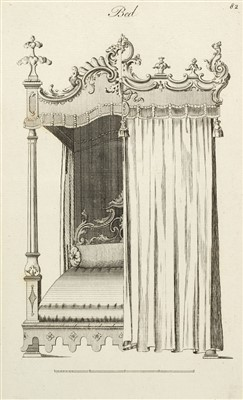 Lot 245 - Society of Upholsterers. Genteel Household Furniture, [1765]