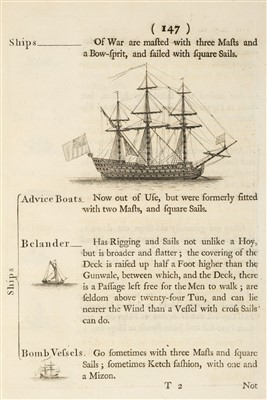 Lot 202 - Blanckley (Thomas Riley). A Naval Expositor, 1st edition, 1750