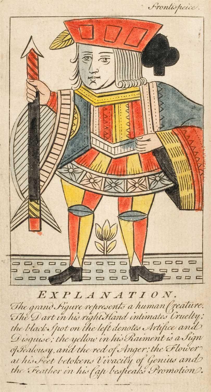 Lot 215 - Kidgell (John). The Card, 1755