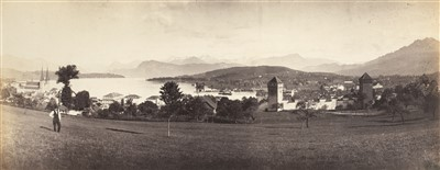 Lot 20-Europe. A group of approximately 60 European views, late 19th century