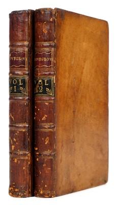 Lot 236 - Ridley (James). The History of James Lovegrove, Esq. 1st edition, 1761