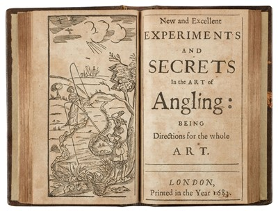 Lot 71 - Woolley (Hannah). The Accomplish'd Ladies Delight, 3rd edition, enlarged, 1683