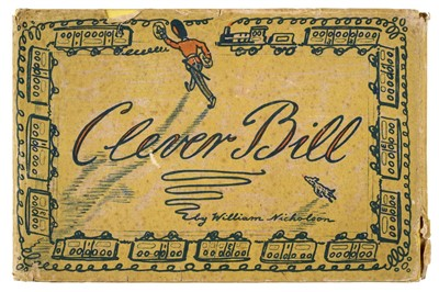 Lot 570-Nicholson (William). Clever Bill,  first edition, [1926]