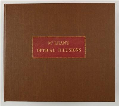 Lot 371 - Phenakistiscope. M'Lean's Optical Illusions; or Magic Panorama, 1833