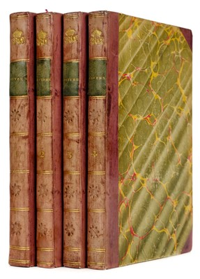 Lot 361 - Moore (Alicia). The Sisters: a Novel, 4 volumes, 1st edition, 1821