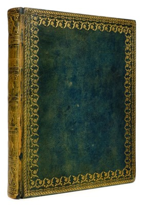 Lot 280 - Masonic binding. Constitutions of the Antient Fraternity of Free and Accepted Masons, 1784