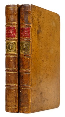 Lot 261 - Johnstone (Charles). The History of Arsaces, Prince of Betlis, 1st edition, 1774