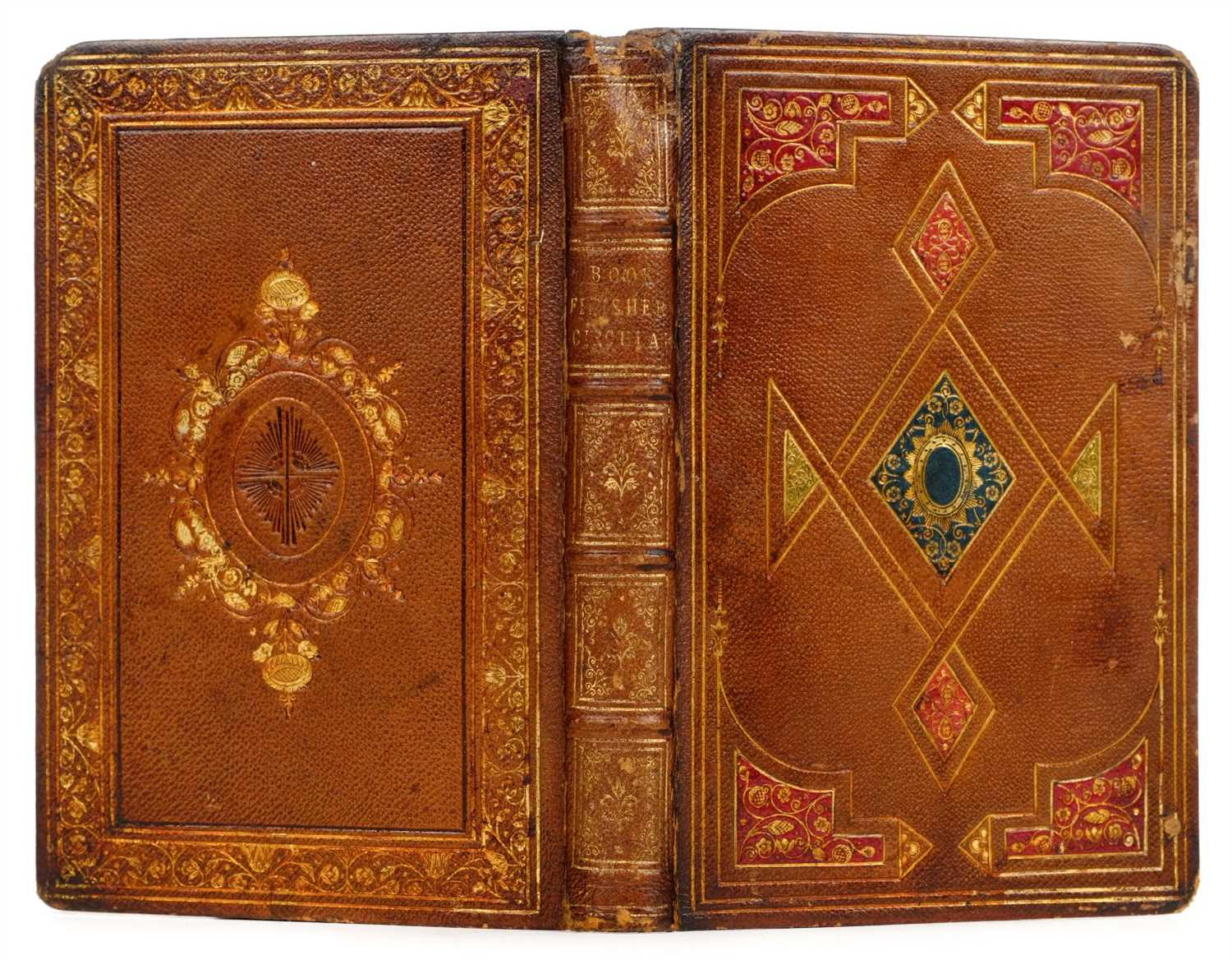 Lot 378 - Bookbinding. The Book-Finishers' Friendly Circular, 1845-51