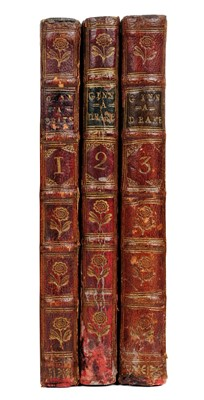 Lot 256 - Fleming (Francis). The Life and Extraordinary Adventures of Timothy Ginnadrake, 1771