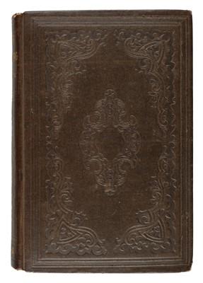 Lot 381 - Nicholson (James B.). A Manual of the Art of Bookbinding, 1856