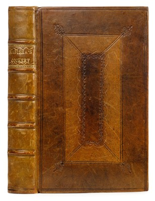 Lot 29 - Rabisha (William). The Whole Body of Cookery Dissected, 1661