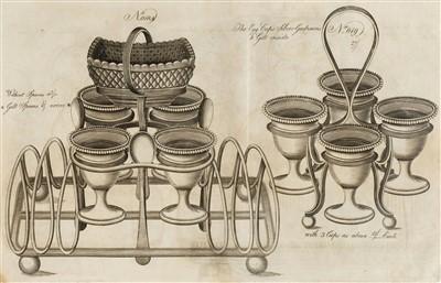 Lot 349 - Trade Catalogue. Sheffield Plate, circa 1813