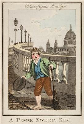 Lot 336 - Phillips (Richard, publisher). Modern London, 1805