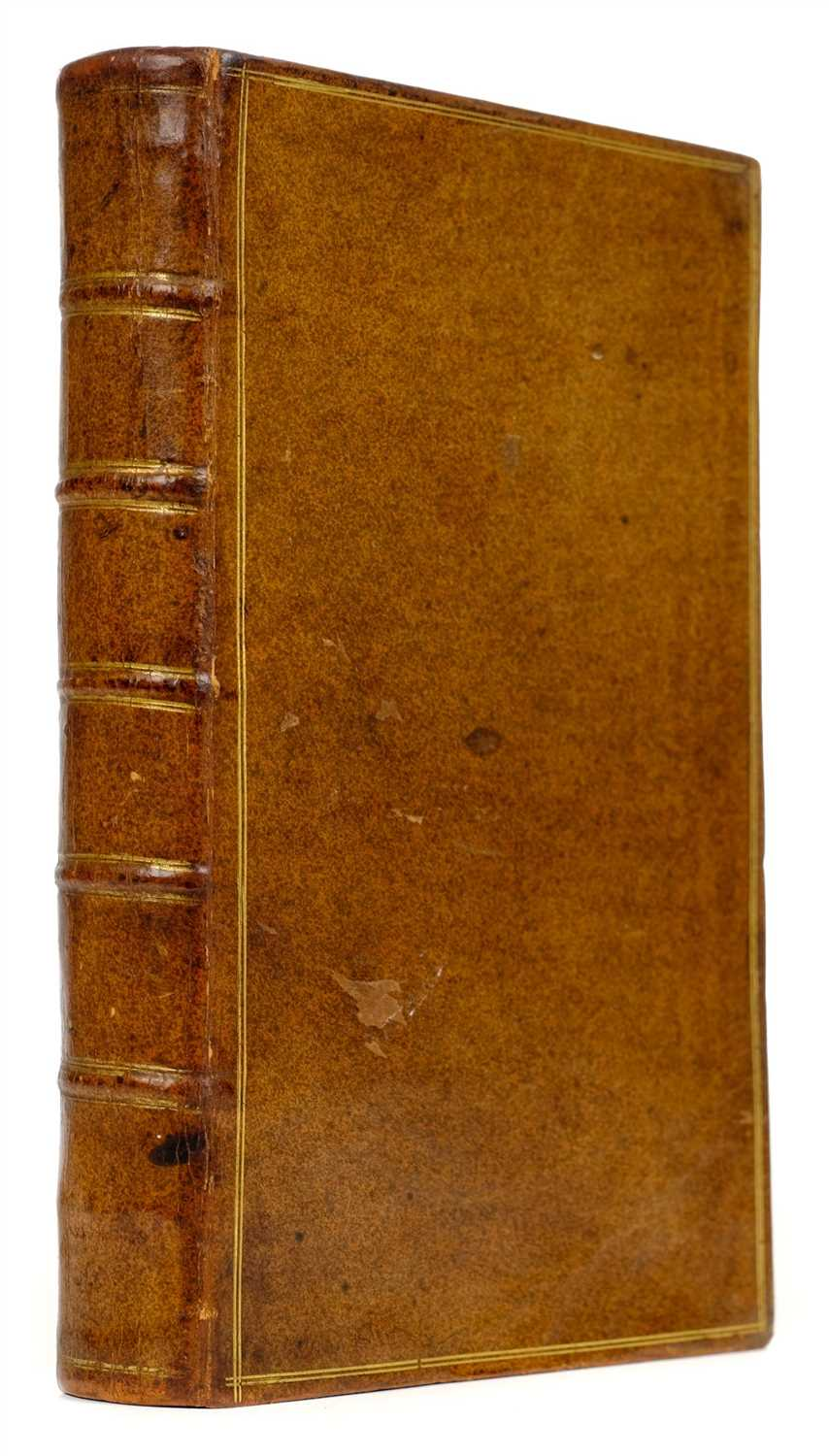 Lot 240 - Gelleroy (William). The London Cook, or the whole Art of Cookery made easy and familiar, 1762