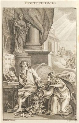 Lot 268 - Pratt (Samuel Jackson). Shenstone-Green, Or, The New Paradise Lost, 1779