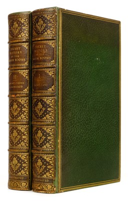 Lot 300 - Haslewood (Joseph). The Secret History of the Green Rooms, 1st edition, 1790
