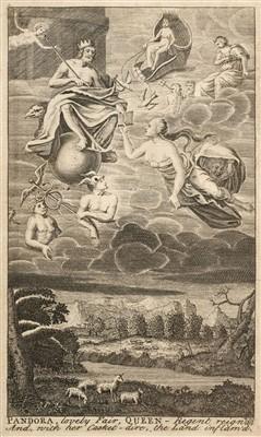 Lot 183 - Stretzer (Thomas). A New Description of Merryland, 1741