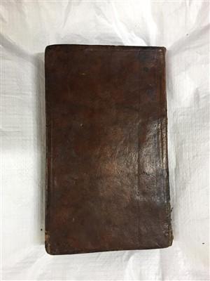Lot 45-Bolnest (Edward). Aurora Chymica, 1st edition, 1672