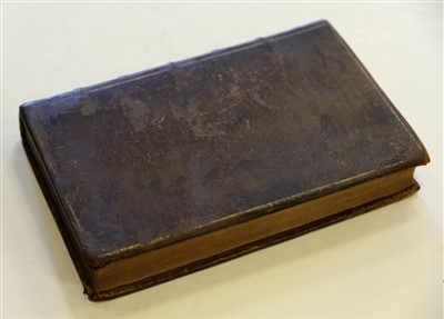 Lot 213 - Brouzet [Pierre]. An Essay on the Medicinal Education of Children, 1st edition, 1755