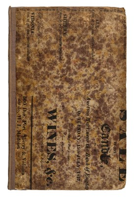 Lot 358 - Type Specimen. Specimen of Modern Printing Types, Fry & Son, 1820
