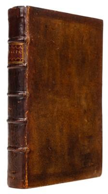 Lot 153 - Bluett (John or Thomas). An Enquiry, 1725
