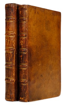 Lot 228 - Novel. The Virtuous Criminal; or, the History of Lord Stanley, 1st edition, 1759