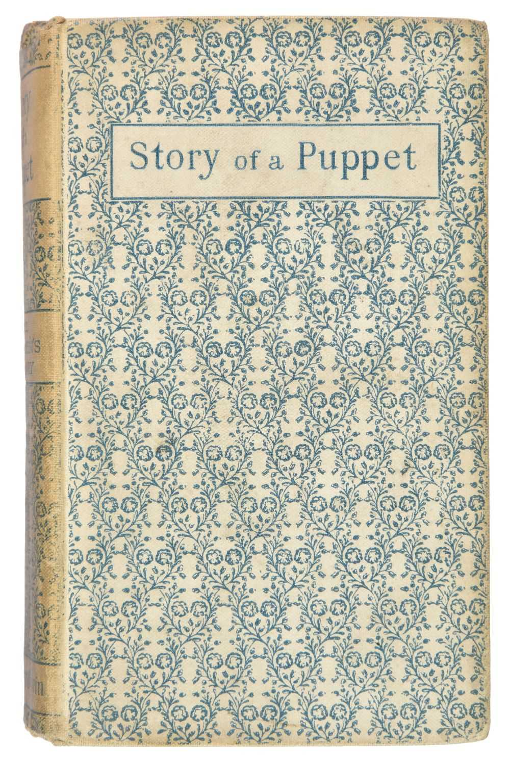 Lot 490-Collodi (Carlo, pseudonym of Carlo Lorenzini). The Story of a Puppet, 1st English edition, 1892