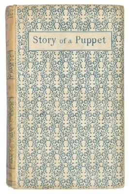 Lot 490-Collodi (Carlo, pseudonym of Carlo Lorenzini). The Story of a Puppet, 1st English edition, 1892