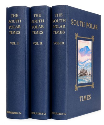 Lot 393 - South Polar Times. Centenary Edition, 2002