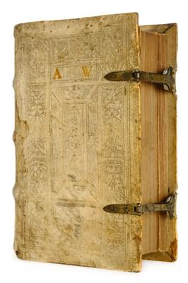 Lot 2-Marbodus of Rennes. De lapidibus pretiosis Encheridion, 1531
