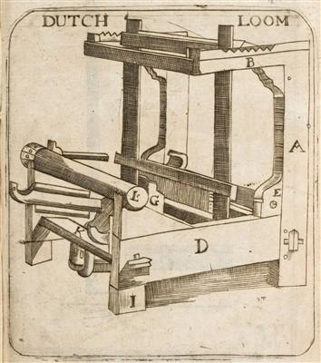 Lot 152 - Macintosh (William). Improvement of the Linnen-Manufactories in Scotland, 1st edition, 1724