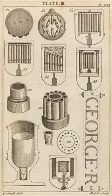 Lot 262 - Trades. Valuable Secrets concerning Arts and Trades, 1775