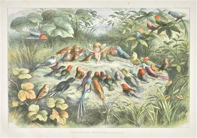 Lot 497-Doyle (Richard). In Fairyland, 1870