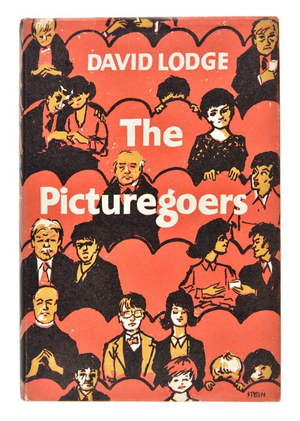 Lot 725-Lodge (David). The Picturegoers, 1st edition, 1960